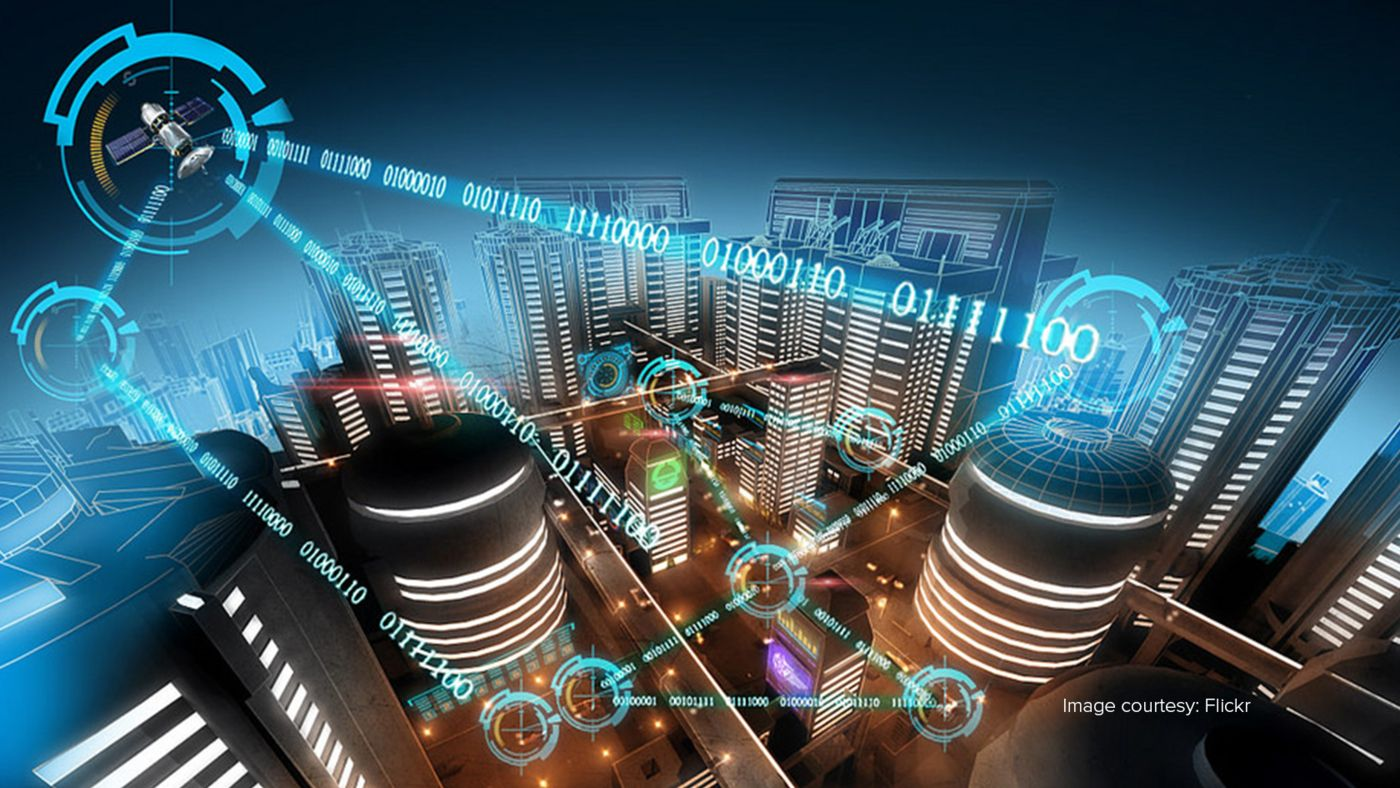 Top 3 Reasons Smart LED Lighting is Crucial to Building a Smart City