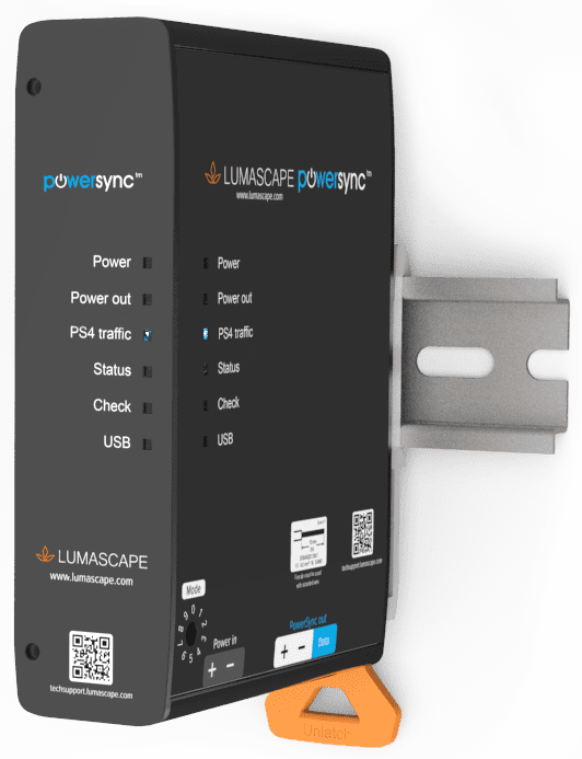 PowerSync Technology | Lumascape